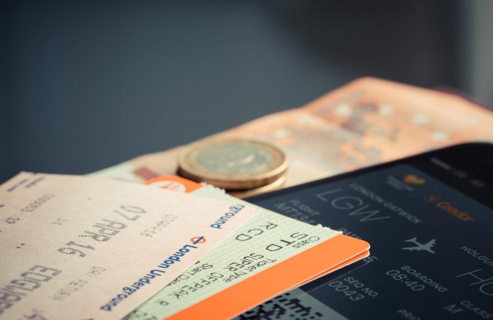 Pre-trip travel details