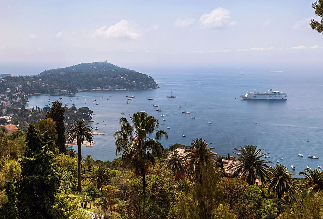 Thumbnail image from French & Italian Rivieras