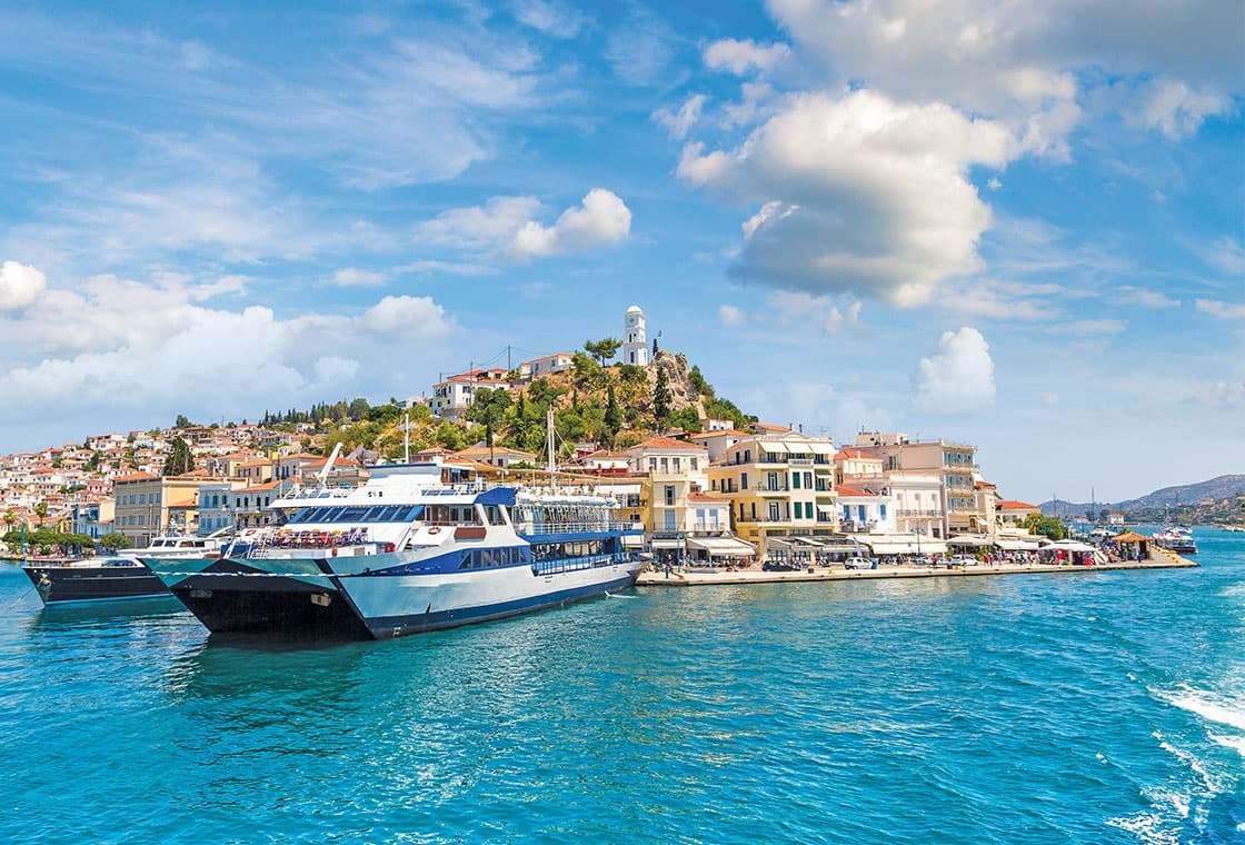 Thumbnail image from Greece ~ Athens & the Island of Poros