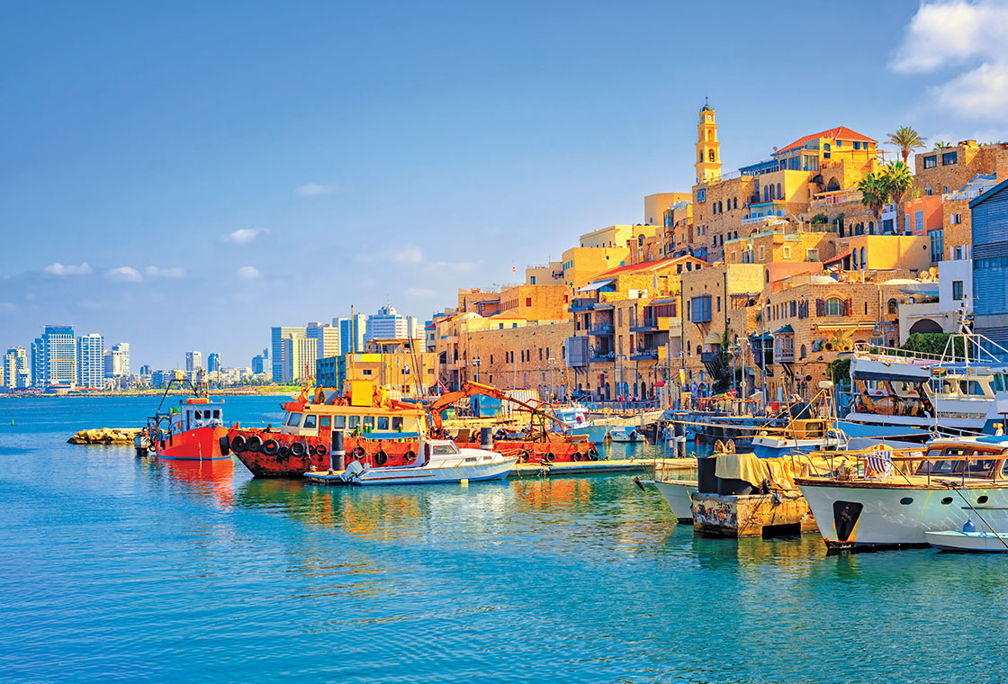 Thumbnail image from Israel ~ Land of Cultural Treasures