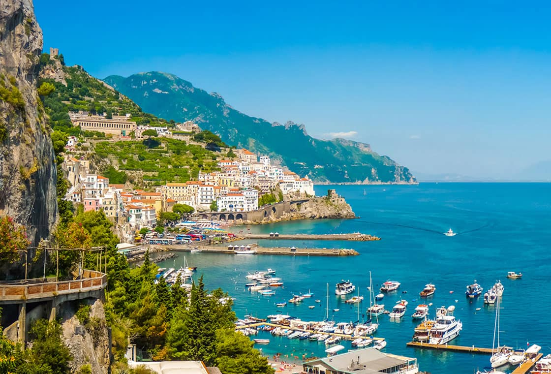 Thumbnail image from The Charm of the Amalfi Coast