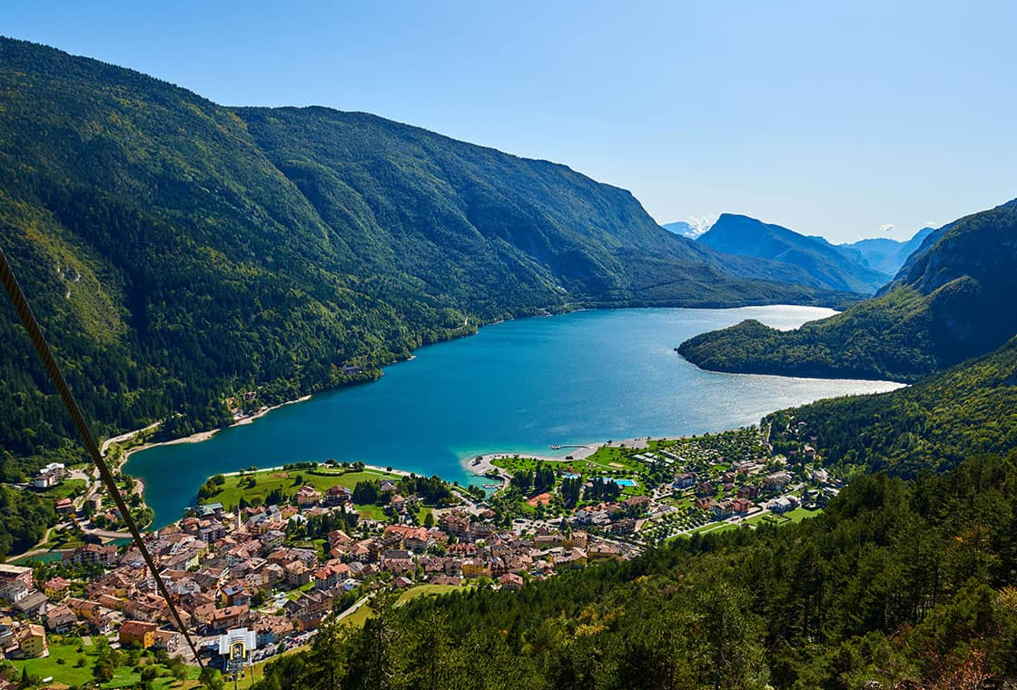 Thumbnail image from Trentino, South Tyrol & the Dolomites