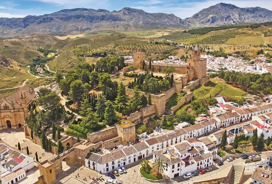 Thumbnail image from Spain ~ Andalucia in a Parador