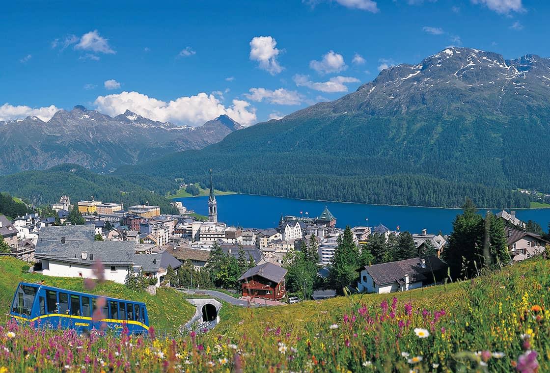 Thumbnail image from Swiss Alps & The Italian Lakes